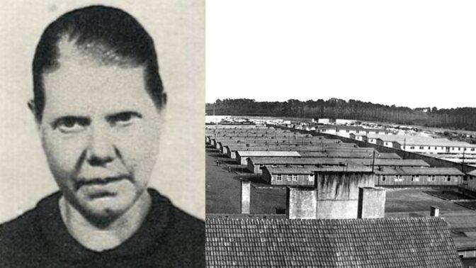 Nacistka Alice Orlowski: Vězně koncentračního tábora švihala bičem přes oči
