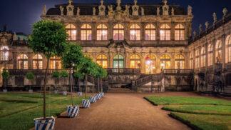 Drážďany chystají velkou slávu: Obrazárnu ve Zwingeru čekají změny