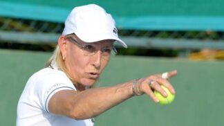 Tenistka Martina Navrátilová slaví 63. narozeniny: Vychovával ji nevlastní otec, kterého milovala jako vlastního