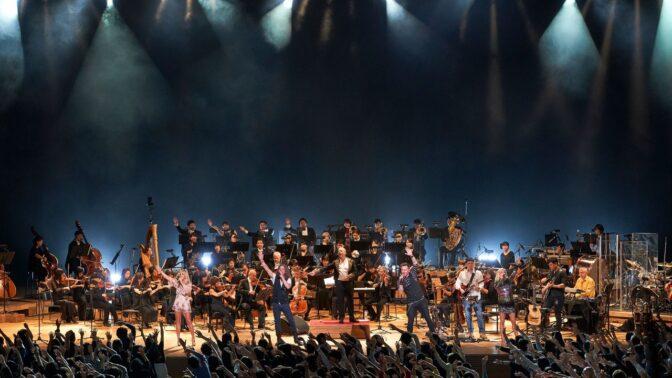 Koncert Queen Symphonic: Spojení rockového bandu a symfonického orchestru