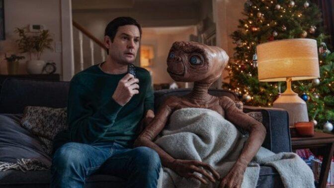Mimozemšťan E.T. se vrací! Shledání s dospělým Elliotem po letech vás dojme k slzám