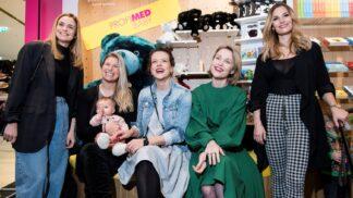 Slavné maminky zvou k návštěvě nového butiku s potřebami pro děti
