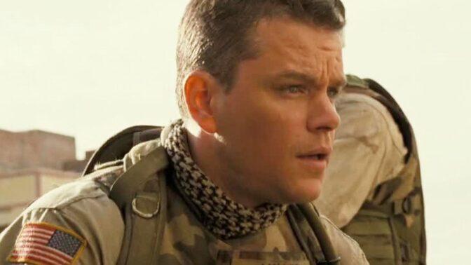Válečný film Zelená zóna: Po boku Matta Damona hrají skuteční váleční veteráni z Iráku a Afghánistánu