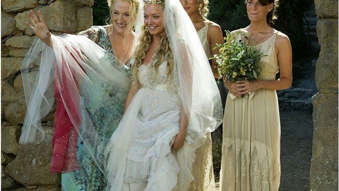 Zajímavosti o muzikálu Mamma Mia!: Meryl Streep kvůli roli zhubla deset kilogramů