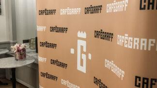 Café Graff láká na špičkový servis, delikátní kuchyni a prvorepublikovou atmosféru