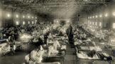 Španělská chřipka mohla mít původ v Číně, stejně jako koronavirus. Vyžádala si desítky milionů obětí